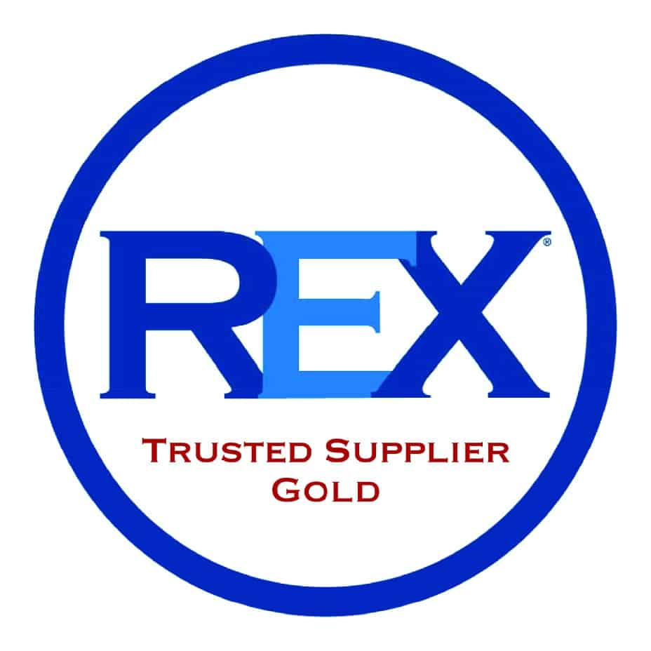 Rex Trusted Supplier Gold
